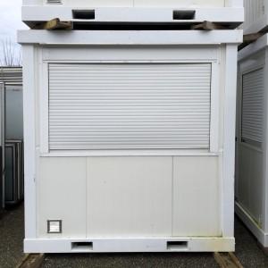 Technik-Container Front Ansicht